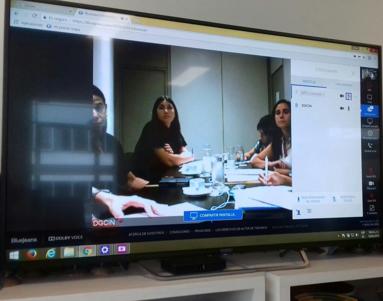 Embajada de Colombia en Argentina realiza seguimiento al proyecto ...